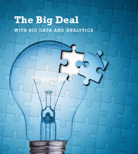 The Big Deal WITH BIG DATA AND ANALYTICS White Paper Rate Acuity