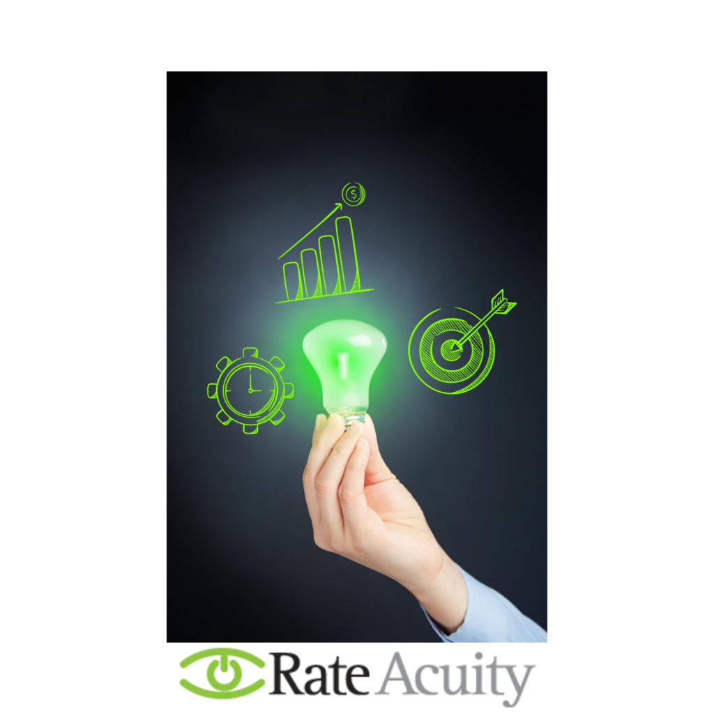 RateAcuity helps with data discovery and decision making