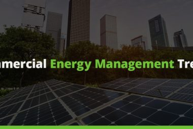 Commercial energy management trends